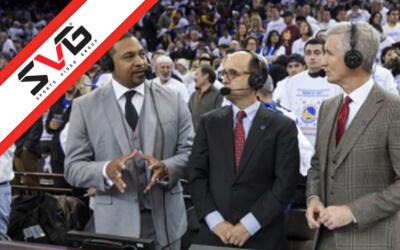 NBA Finals: Sony HDC-4800 Leads ABC/ESPN's Baker's Dozen of High-Speed Cameras